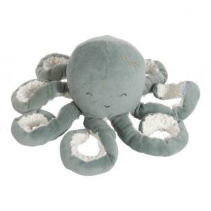 Little Dutch knuffel octopus Ocean mint