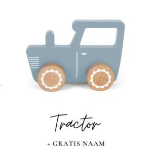 Little Dutch tractor