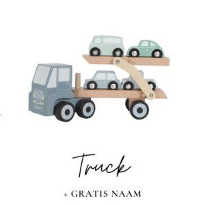 Little Dutch Truck