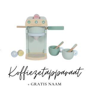 Little Dutch koffiezetapparaat