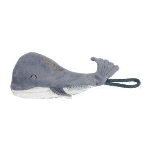 Little Dutch speenkoord walvis Blauw