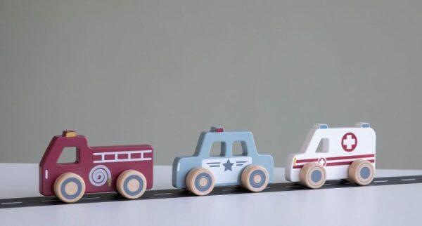 Little Dutch Hulpverleningsauto