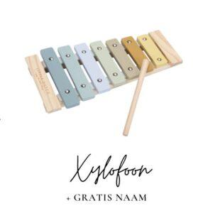 Little Dutch met naam xylofoon