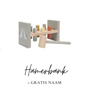 Little Dutch met naam hamerbank