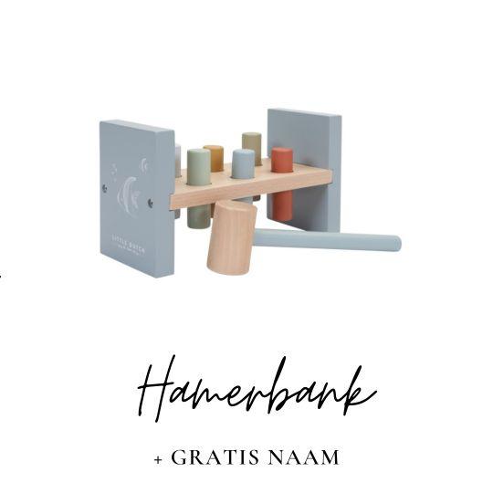 Little Dutch met naam hamerbank