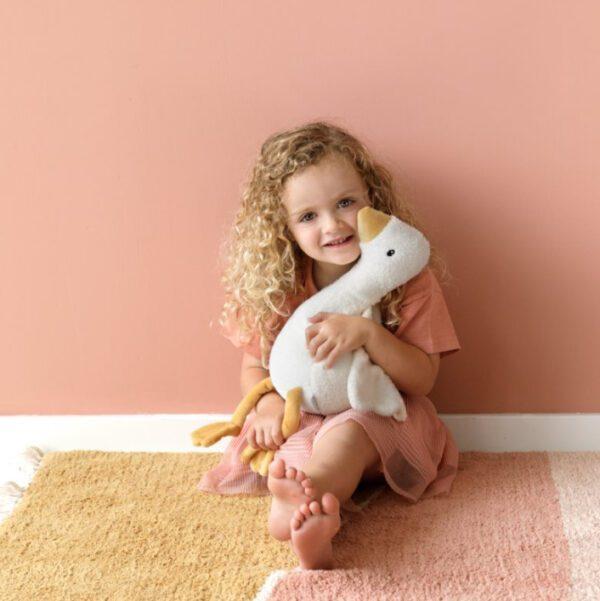 Knuffel Little Goose groot 30 cm