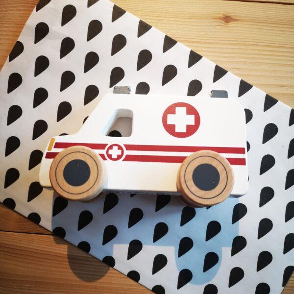 Little Dutch ambulance