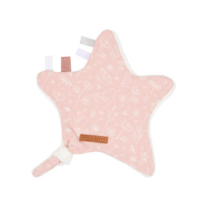 Little Dutch Knuffeldoek - Wild Flowers Pink
