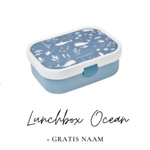 Little Dutch Lunchbox Campus - Ocean