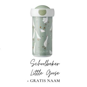 Little Dutch Schoolbeker 300 ml - Little Goose