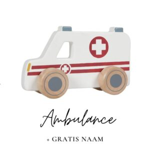 Little-Dutch-met-naam ambulance
