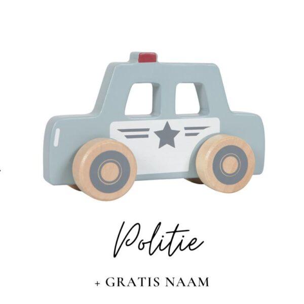 Little-Dutch-met-naam politie