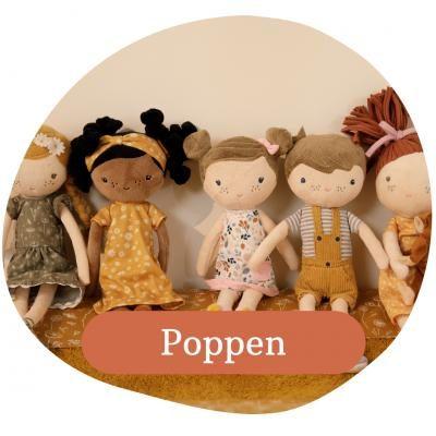 Little-Dutch poppen