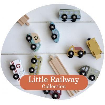 Little-Dutch railway