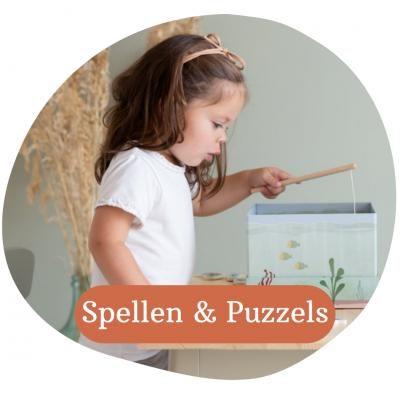 Little-Dutch-spellen en puzzelspng